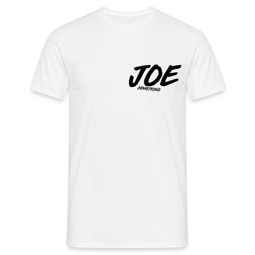 Joe Armstrong T-Shirt - Men's T-Shirt