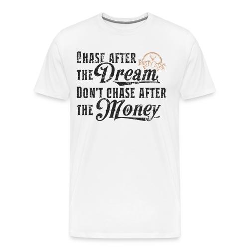 Chase The Dream Mens Tee - Men's Premium T-Shirt