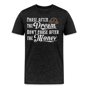 Chase The Dream Mens Tee - Men's Premium T-Shirt