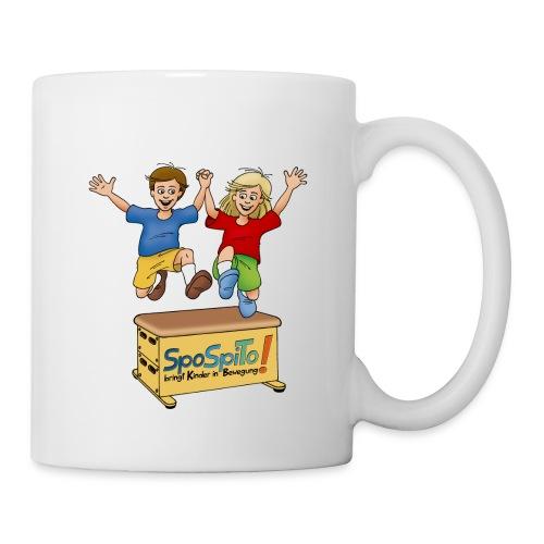 SpoSpiTo-Tasse für Kinder - Tasse