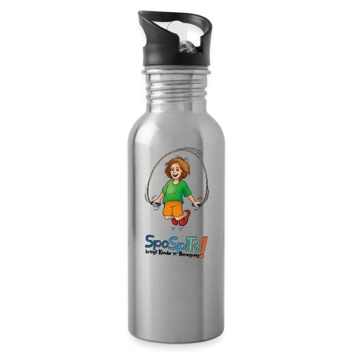 SpoSpiTo-Trinkflasche für Kinder - Trinkflasche