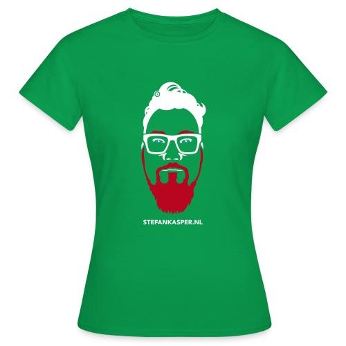 StefanKasper© Ladies - Vrouwen T-shirt