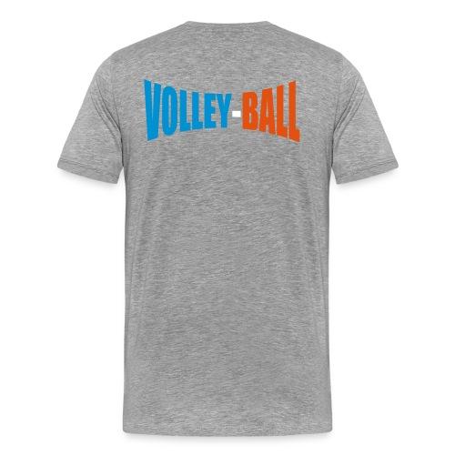 Volley-ball - T-shirt Premium Homme