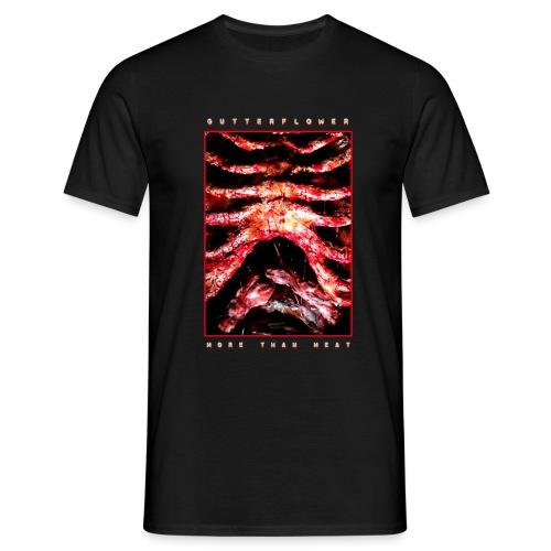 Gutterflower - More Than Meat Men's Shirt - Men's T-Shirt