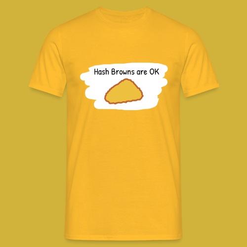 Hash Brown T-Shirt - Men's T-Shirt