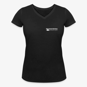 Simply Lady Kali Arnis Eskrima  - Frauen Bio-T-Shirt mit V-Ausschnitt von Stanley & Stella