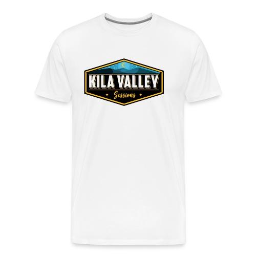 KILA VALLEY NIGHT - Premium-T-shirt herr