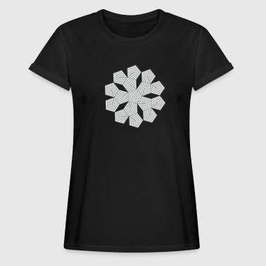 Experimental 08B T-Shirts - Women's Oversize T-Shirt