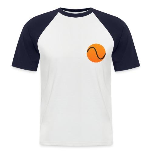 Shirt Round Neck - Männer Baseball-T-Shirt