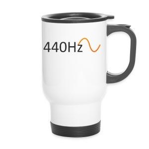 Kaffeejunkie-Isolierbecher - Thermobecher