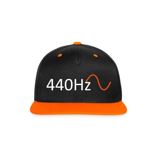 440Hz Cappy - Kontrast Snapback Cap