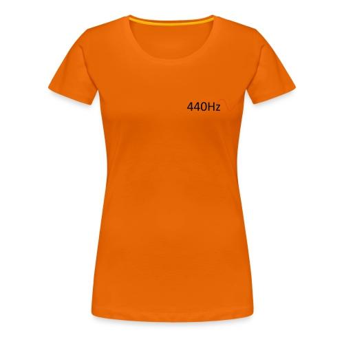 GUCK-MICH-AN-Frauenshirt - Frauen Premium T-Shirt