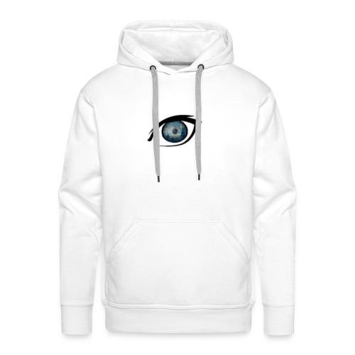 L'Observateur Sweat Capuche  - Sweat-shirt à capuche Premium pour hommes