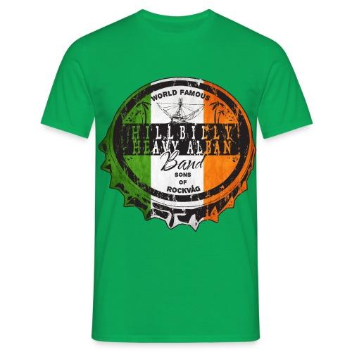 The Irish - T-skjorte for menn