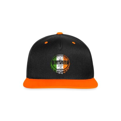 The Shag Hat - Snapback-caps med kontrast