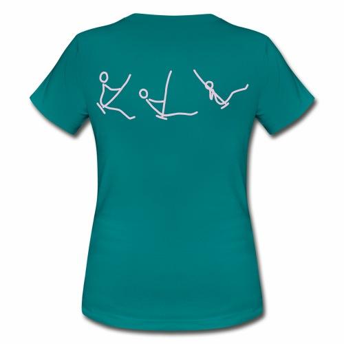 iYpsilon T-Shirt schaukeln - Frauen T-Shirt