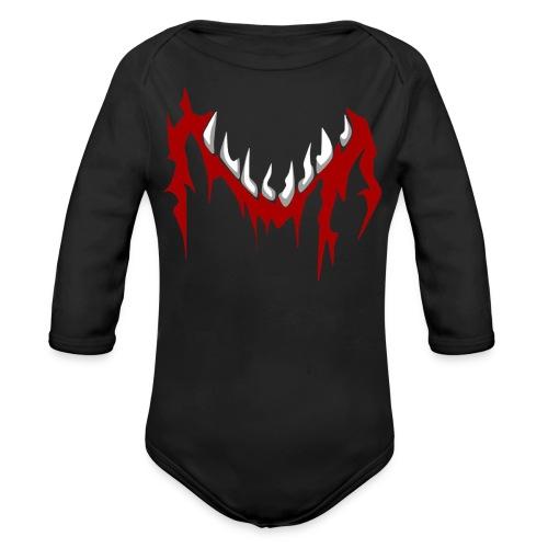 Finn Balor Demon Bodysuit - Organic Longsleeve Baby Bodysuit