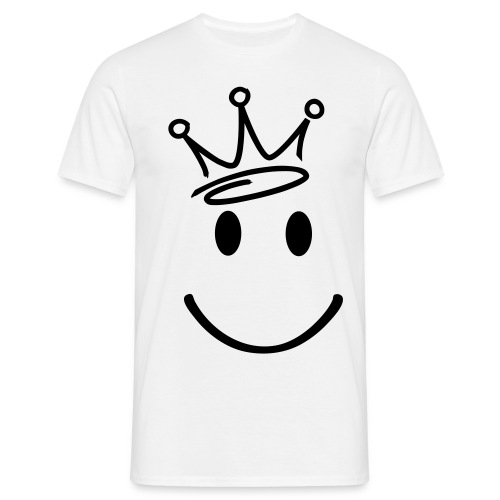 THE KING - Herre-T-shirt