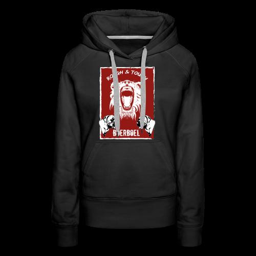 Lion Boerboel Sweater - Frauen Premium Hoodie