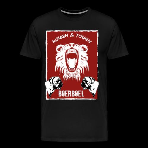 Lion Boerboel Shirt - Männer Premium T-Shirt