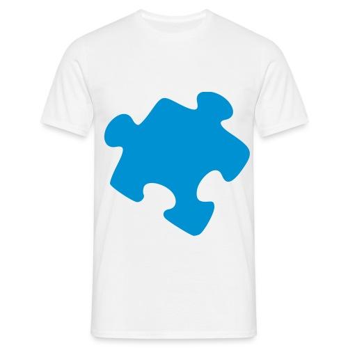 Soetpuzzle - T-skjorte for menn