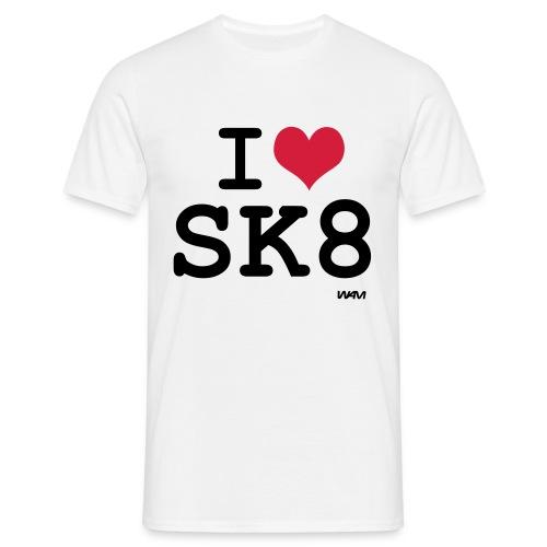 Skate (Melite) - T-shirt herr