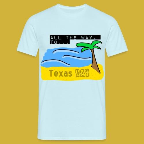 Texas Bay T-Shirt - Men's T-Shirt