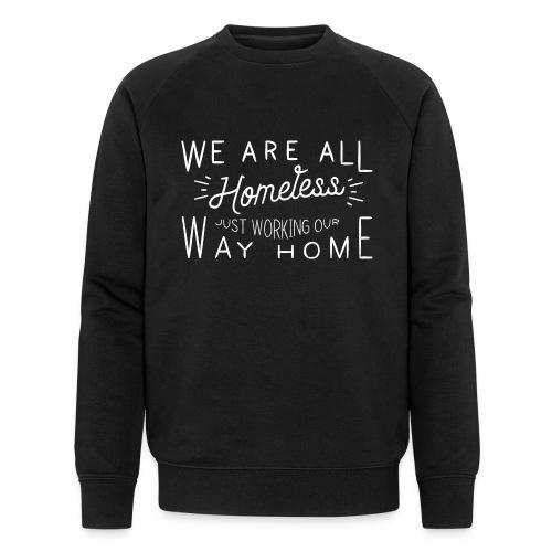 Heren sweater bio - Mannen bio sweatshirt van Stanley & Stella