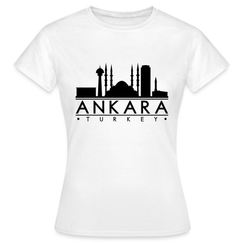 Ankara Turkey Shirt - Frauen T-Shirt
