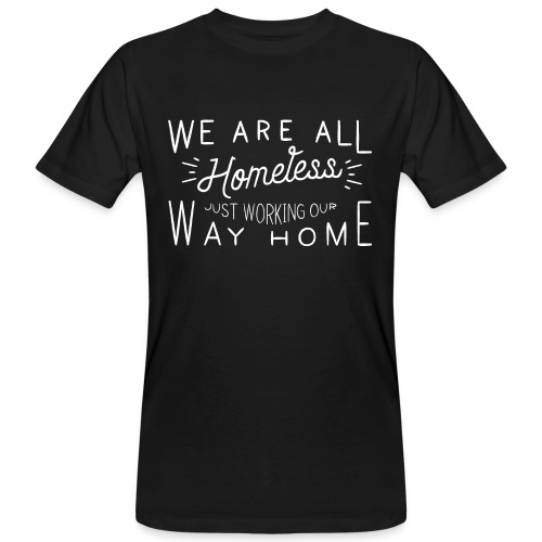 Heren t-shirt bio - Mannen Bio-T-shirt