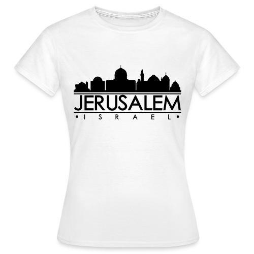 Israel Jerusalem Shirt - Frauen T-Shirt