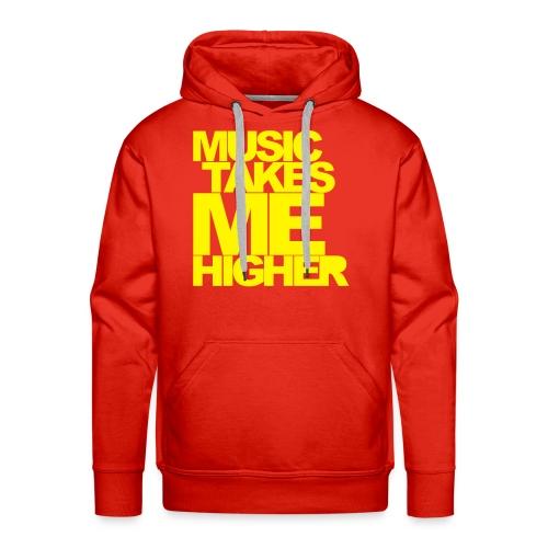 Music drug hoodie - Men's Premium Hoodie