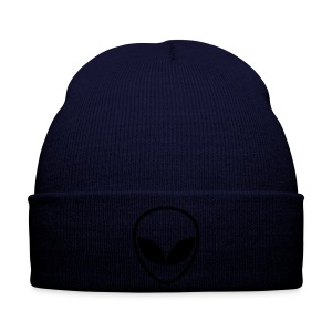 Alien Winter Hat (blue) - Winter Hat