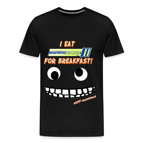 KartyMcKartFace The Compkart Slayer - Men's Premium T-Shirt