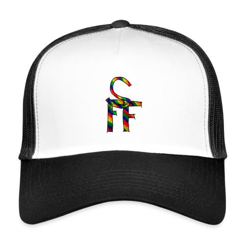 SFF Rainbow Cap - Trucker Cap
