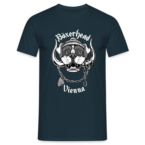 böxerhead vienna - Männer T-Shirt