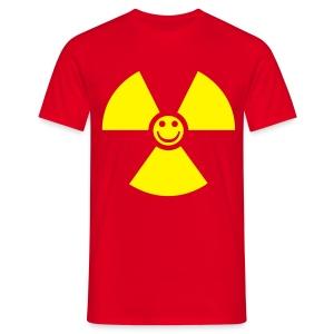 TJERNOBYLSHIRTEN - T-shirt herr