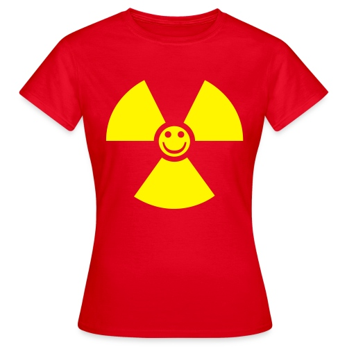 TJERNOBYLSHIRTEN - T-shirt dam