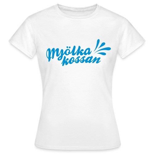 MJÖLKA KOSSAN - T-shirt dam
