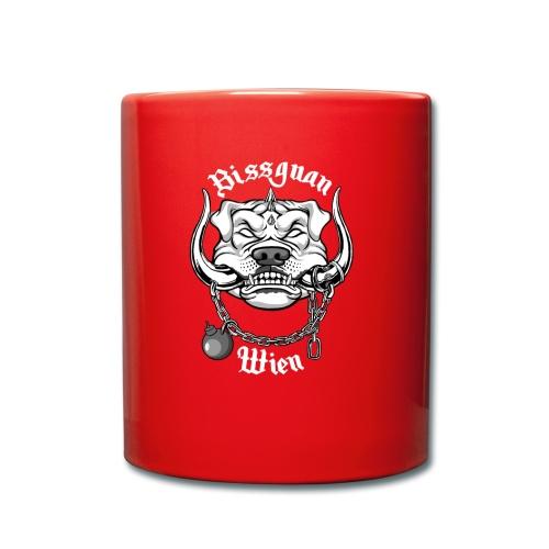 bissguan häferl - Tasse einfarbig