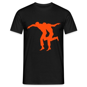 Greek dancers - Men's T-Shirt