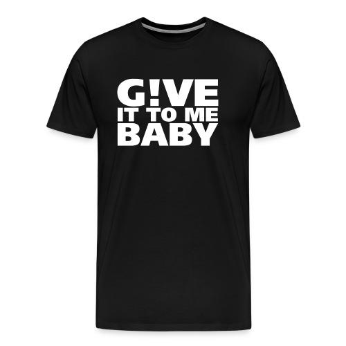 TMFU GitmB! Shirt - Männer Premium T-Shirt