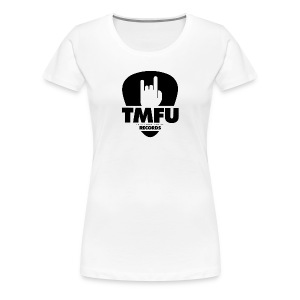 TMFU Records Shirt - Frauen Premium T-Shirt