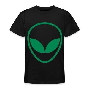 Teenager T-shirt - een leuk alien shirt