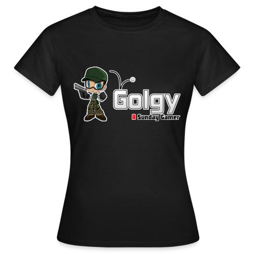 T-Shirt Basique Femme V1 - Golgy - T-shirt Femme
