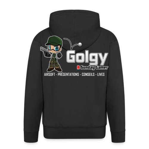 Sweet Premium Homme V2 - Golgy - Veste à capuche Premium Homme