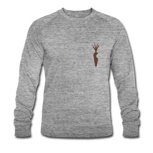 Möhrchen - Männer Bio-Sweatshirt von Stanley & Stella