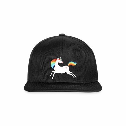 Einhorn 1 - Cap - Snapback Cap