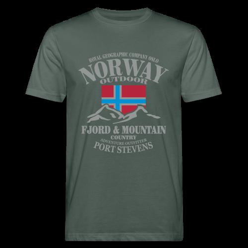Männer Bio T-Shirt - Männer Bio-T-Shirt