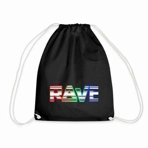 Rave Rainbow - Turnbeutel - Turnbeutel